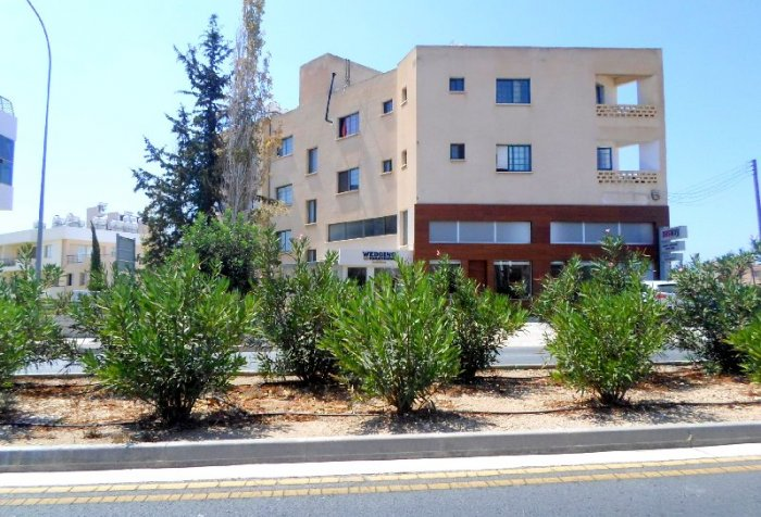 Apartment Complex For Sale In Paphos Town ...